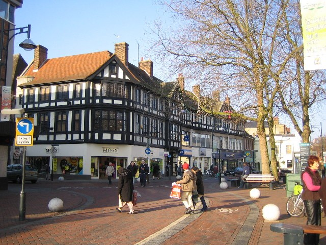 Watford,_Market_Street_and_High_Street_-_geograph.org.uk_-_116645