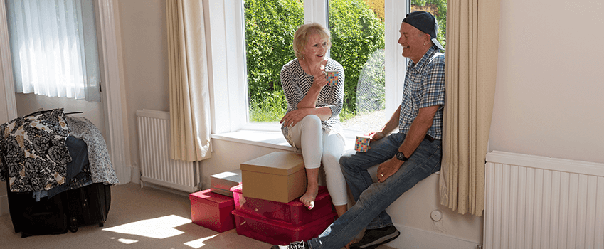 Guidance for people who are moving house