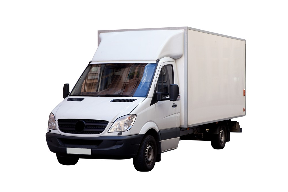 3.5 Tonne Luton Van (LWB) with tail lift