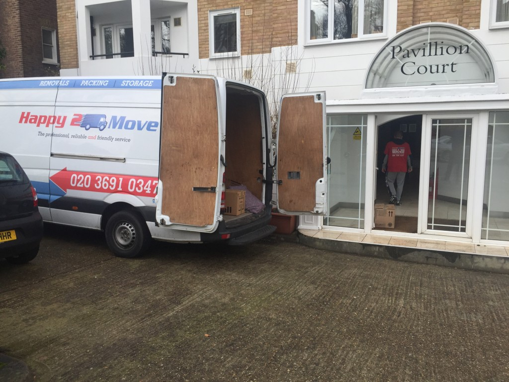 fd795bb1f5 House Removals London - Man and Van