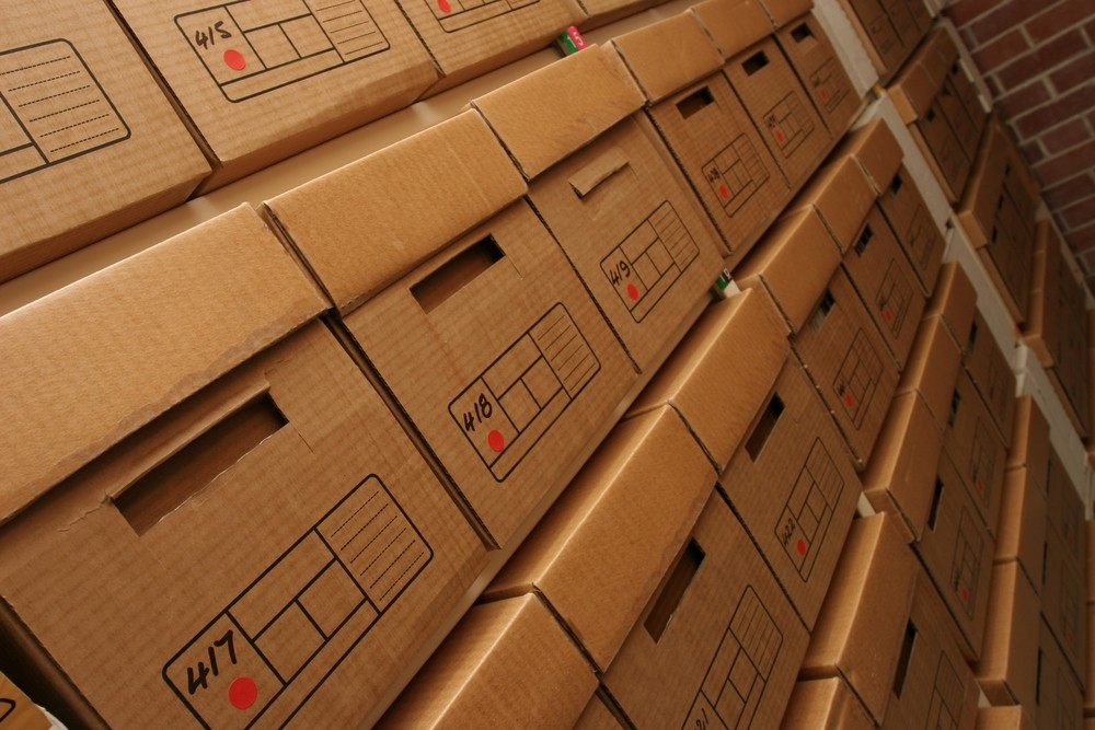 Business storage London