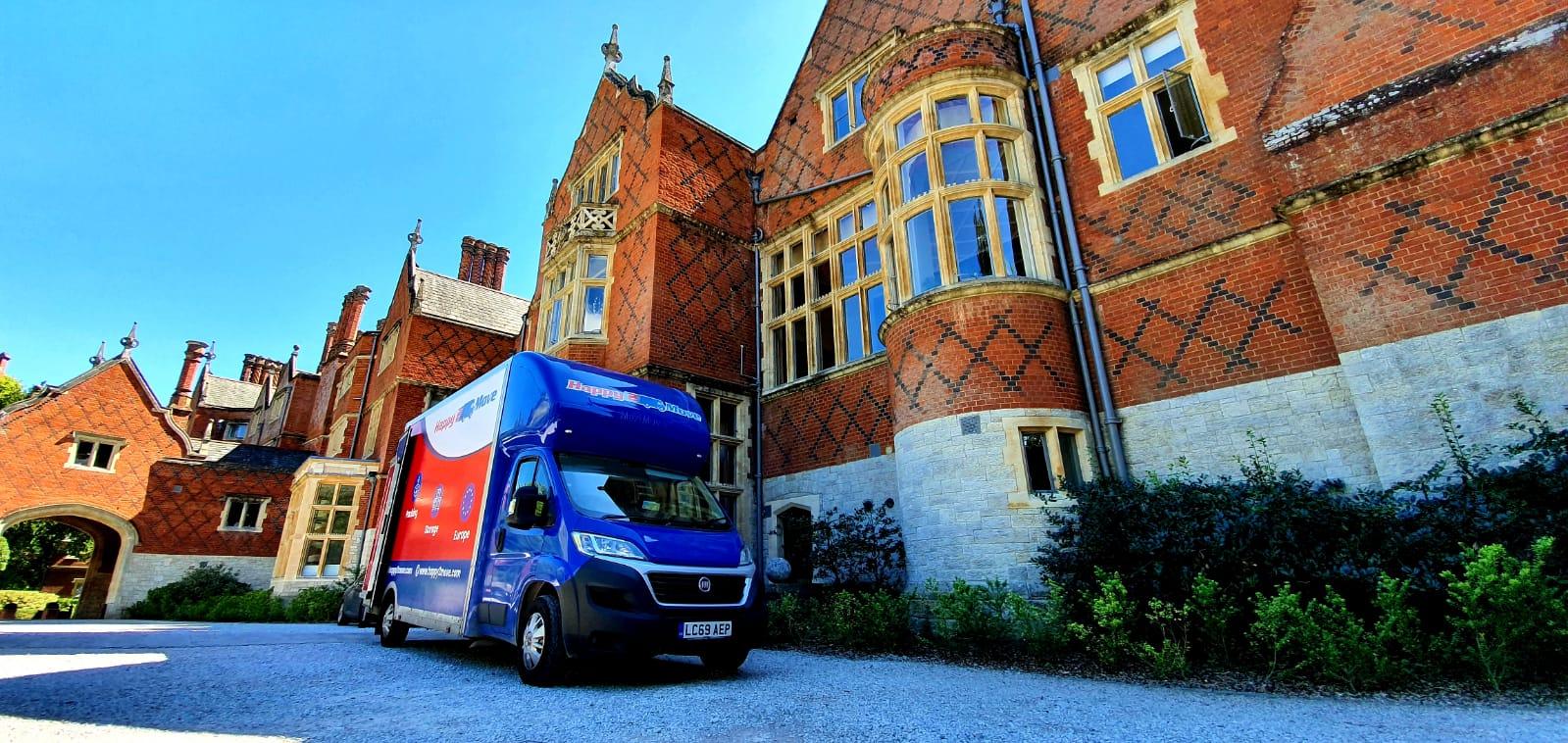 man and van hire in London